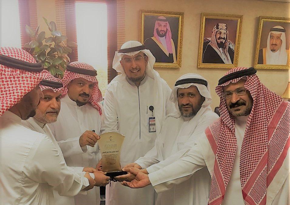 بجهود تنفيذي أصدقاء المرضى..مستشفى الملك سعود بعنيزة يتسلم 3 أجهزة كاشف للأوعية الدموية